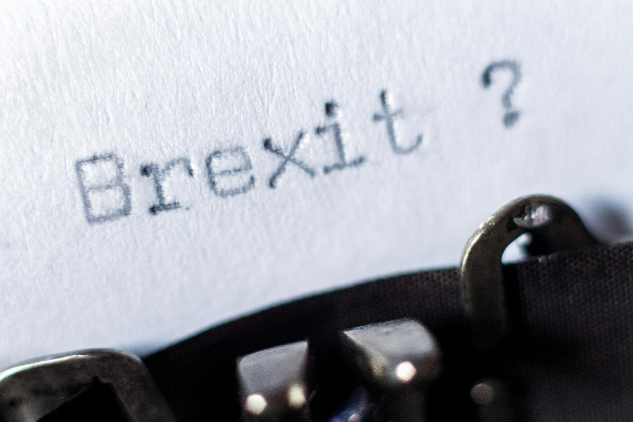 Brexit typed