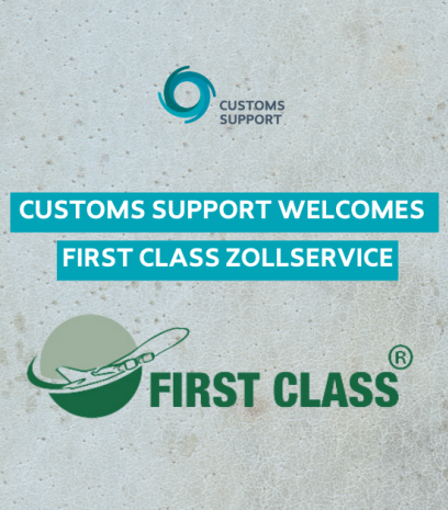Customs Support Acquires First Class Zollservice