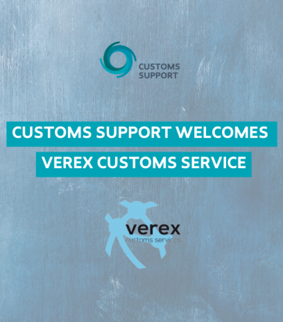 Customs Support acquisition Verex Customs Services.png