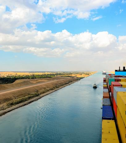 The Suez Canal Blockade and the Effect on Your Supply Chain