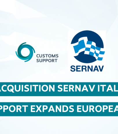 Customs Support expands European footprint with acquisition Sernav Italy